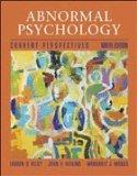 Abnormal Psychology: Current Perspective