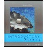 Introductory Statistics - Textbook Only