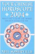 Your Chinese Horoscope 2004 What the Year of the Monkeyholds in Store for You