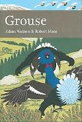 The Grouse Species of Britain and Ireland
