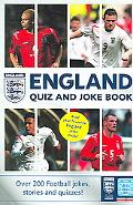 England Quiz And Joke Book