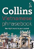 Collins Vietnamese Phrasebook: The Right Word in Your Pocket
