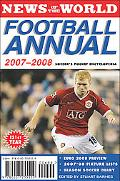 News of World Football Annual 2