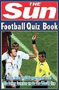 Sun Football Quiz Book