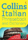 Collins Italian Phrasebook and Dictionary (Collins Gem)