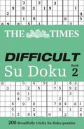 The Times: Difficult Su Doku Book 2 (Bk. 2)