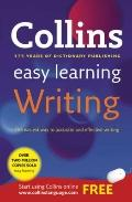 Easy Learning Writing (Collins Easy Learning Dictionaries)