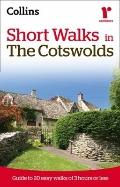 Collins Ramblers: Short Walks in the Cotswolds (Collins Ramblers' Guides)