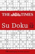 Times Su Doku: Book 12