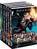 Skulduggery Pleasant Collection (Books 1 - 5)