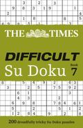 The Times Difficult Su Doku Book 7