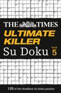 Times Ultimate Killer Su Doku Book 5
