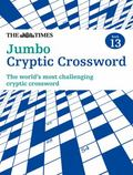 The Times Jumbo Cryptic Crosswork Book 13 (The Times Jumbo Cryptic Crossword)