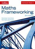 Maths Frameworking  Homework Book 2 [Third Edition]