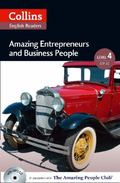 Collins ELT Readers - Amazing Entrepreneurs and Business People (Level 4)