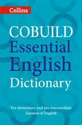 Collins Cobuild Essential English Dictionary : Speaking and Writing
