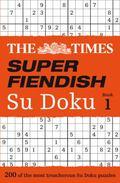 Times Super Fiendish Su Doku Book 1