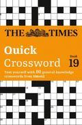 Times 2 Crossword Book 19