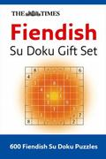 The Times Fiendish Su Doku Gift Set