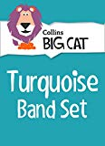 Turquoise Starter Set: Band 07/Turquoise (Collins Big Cat Sets)