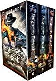 Skulduggery Pleasant - Series 3- Derek Landy 3 Books Collection Box Set (Book 7-9)