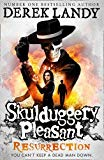 Skulduggery Pleasant - Resurrection