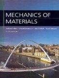 Mechanics of Materials (5th, Fifth Edition) - By Beer, Johnston Jr., DeWolf, & Mazurek