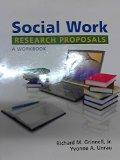 Social Work Research Proposals: A Workbook