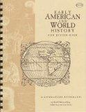 Early American and World History for Junior High A Literature Approach (History Through Lite...