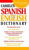 Dic Cassell's Spanish and English Dictionary