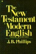 New Testament in Modern English - John Bertram Phillips - Paperback - REV