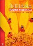 Science Essentials Grade 1 Indiana Teacher's Edition