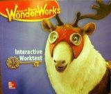 McGraw Hill Reading Wonders Interactive Worktext Grade 5