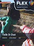 SRA Flex Literacy Elementary System California CCSS Talk It Out Teacher Guide