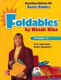 Dinah Zike's Foldables for Grades 1-6 3-D Interactive Graphic Organizers (Macmillan/McGraw-H...