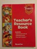Macmillan McGraw-Hill Treasures Teacher's Resource Book Kindergarten Level