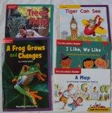 Macmillan Mcgraw-hill Education: Beginning to Read Pack: I Like, We Like; Tig Can See; Trees...