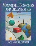 Managerial Economics and Organization