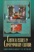 Critical Issues in Contemp.culture