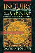 Inquiry and Genre Writing to Learn in College