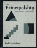 The Principalship: Concepts and Applications