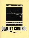 Fundamentals of Statistical Quality Control
