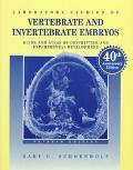 Lab.studies of Vert.+invert.embryos