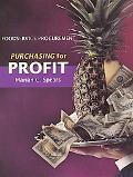 Foodservice Procurement Purchasing for Profit