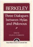 Berkeley: Three Dialogues between Hylas and Philonous