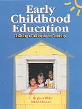 Early Childhood Education Building a Philosophy for Teaching