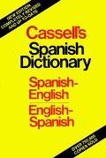Cassell's Spanish-English, English-Spanish Dictionary Diccionario Espa~Nol-Ingl-Es, Ingl-Es-...