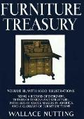 Furniture Treasury: Being a Record of Designers, Details of Designs and Structure, with List...