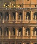 Latin for Americans First Book
