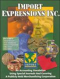 Glencoe Accounting Import Expressions Advanced 2000